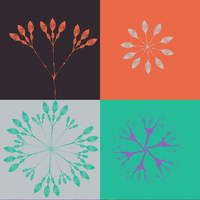 Free Floral Brushes by pinkonhead