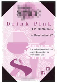 Drink Pink by HWO