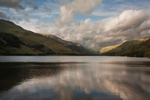 Tal-y-llyn by mutanteyeball
