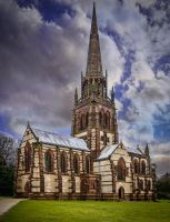 St. Mary the Virgin by NickField