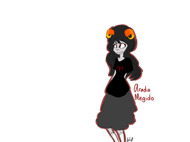 Aries Aradia by 1WebRainbowe1