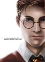 Harry Potter by spirapride