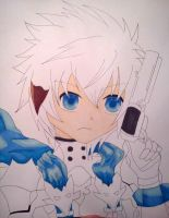 Elsword- Deadly Chaser (Fanart) UNFINISHED by Rainbow-Nova-Fox
