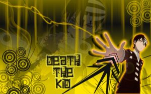 Death the Kid Wallpaper by XIMEN-ALE
