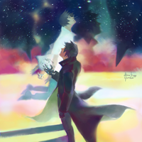 all the stars by Ultima-eFFik