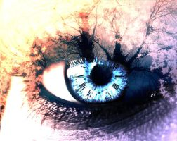 Eye et Time by M3lll