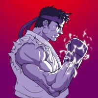 Street Fighter V by Jiggeh