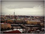 Prague panorama view by SeiMissTake
