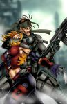Solid Snake Colored by CliffEngland