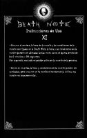 Death Note Regla 11 by XMarcoXfansubs