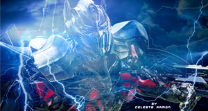 Optimus Prime: Silver by celtakerthebest