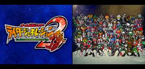 All Kamen Rider   Rider Generation Two END by XMarcoXfansubs
