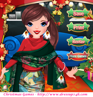 Christmas Party Makeover Games by willbeyou