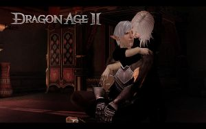 Dragon age II - you are not alone! by Light-Ferron