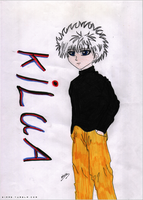Hunter X Hunter - killua by BIARS