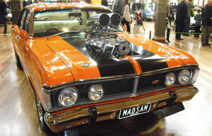 Ford Falcon XY GT by DreamDrifter91