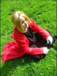 Edward Elric by XVongolaX