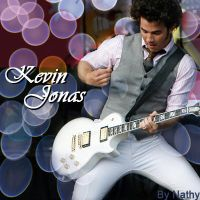 Kevin Jonas by BLUESIE