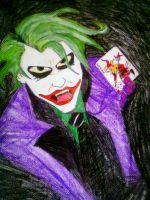Why so serious ? by The-Girlwith-Glasses