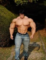 Muscular Nature - Bigger by n-o-n-a-m-e