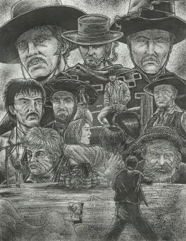 A Fistful Of Dollars Tribute-Finished by StevJVaz72
