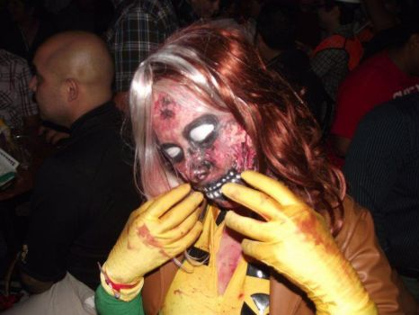 Rogue Marvel Zombie 3 by Lein744