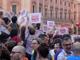 Bologna Pride 2015 by Groucho91