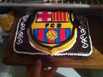 FCB Chokolate cake :) by Nick1983