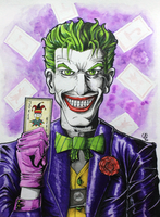 The joker by Sollaw