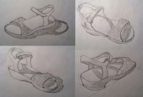 Shoes by Mistling