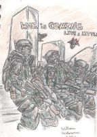 War is Coming by murader191