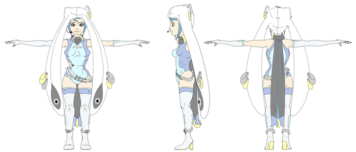 Singer LOLO - Character Sheet by Kunazami