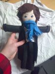 Sherlock plush by Izarra-sub