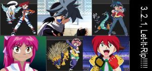 Desktop Plannings by Beyblade-Lovers-Club
