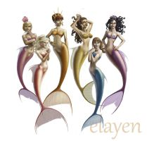 The Other Daughters by elayen