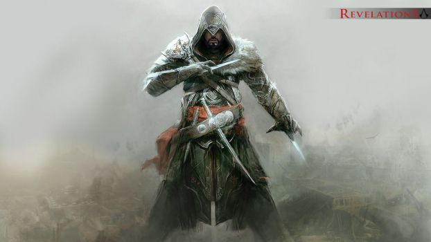 Assassins Creed Revelations WP by stiannius