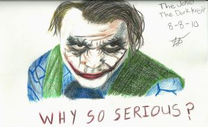 the joker by Pappimaster