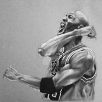 Michael Jordan by sindisj