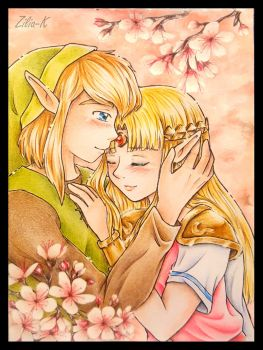 Zelink ALBW color by zilia-k
