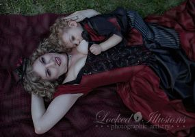 Breastfeeding is so beautiful and loving by LockedIllusions