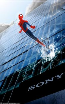 SPIDEY HAS RETURNED! Sony and Marvel make Deal! by FredtheDinosaurman