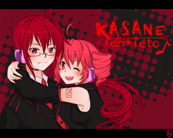 UTAU: Kasane Ted+Teto by gmLEN