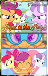 MLP : Flight to the Finish - Movie Poster by pims1978