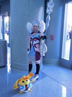 Wondercon 2015 - Melia Antiqua (2) by MidnightLiger0