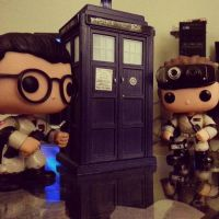 Uhm, Ray? I'm getting some strange readings. by MoriartysMuffins