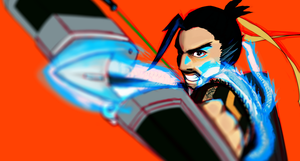 Hanzo by Kerius