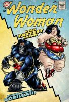 Strange Tales of Wonder Woman by Knightmare10880