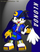 Klonoa-Sonic Riders Outfit by StrobelightMaster