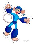Megaman-mouse from 2002 by Black-rat