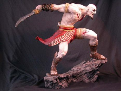 Kratos 2a by MarkNewman